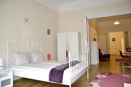 FOR RENT: Apartment Bartok, Budapest