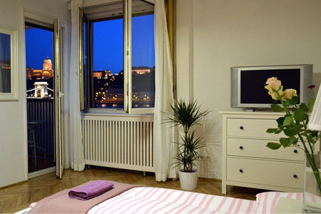 FOR RENT: Apartment Bellini, Budapest