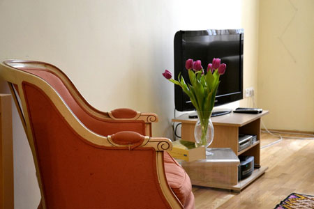 FOR RENT: Apartment Figaro, Budapest
