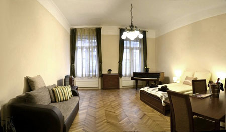 FOR RENT: Apartment Listz, Budapest