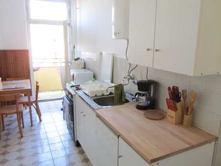 FOR RENT: Apartment Nabucco 2, Budapest
