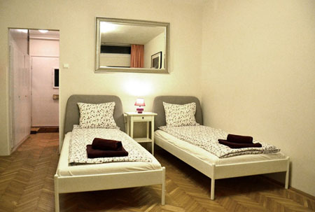 FOR RENT: Apartment Norma, Budapest