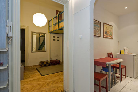FOR RENT: Apartment Paganini, Budapest