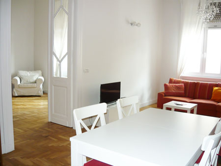 FOR RENT: Apartment Strauss, Budapest
