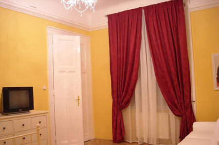 FOR RENT: Apartment Tosca, Budapest