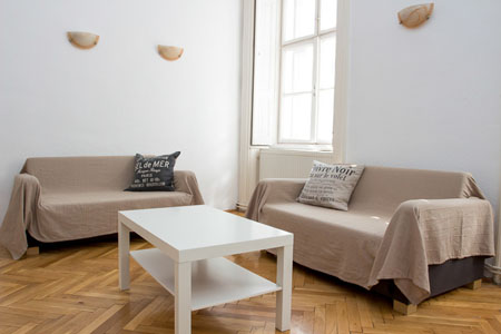 FOR RENT: Apartment Vivaldi, Budapest