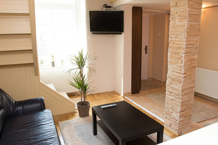 FOR RENT: Apartment Wagner, Budapest