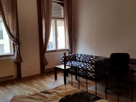 FOR RENT: Apartment Waltz, Budapest