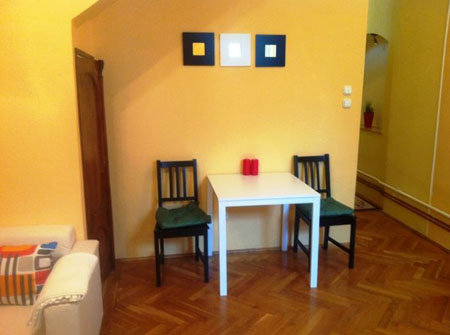 FOR RENT: Belgrád rkp 36 sqm, 5th Disrict, Budapest