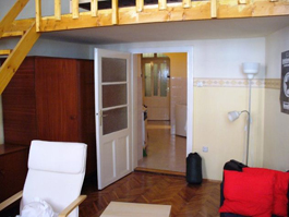 FOR RENT: Dob utca 30 sqm, 7th disrict, Budapest