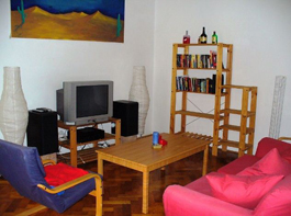 FOR RENT: Ráday utca 80 sqm, 9th disrict, Budapest