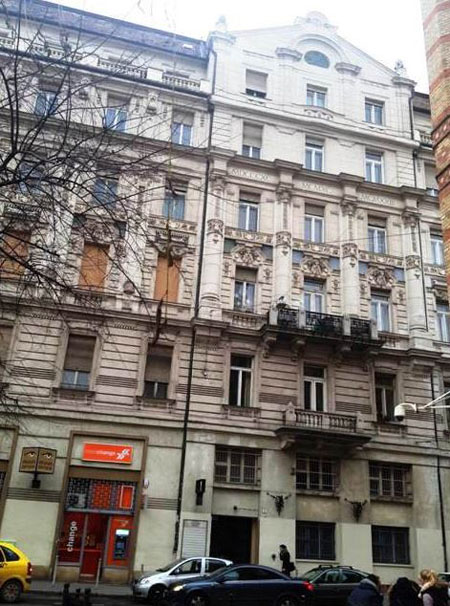 FOR RENT: Wesselényi utca 160 sqm, 7th Disrict, Budapest