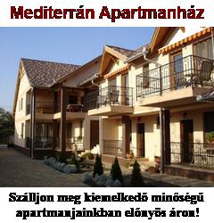 Hajduszoboszló Mediterrán Apartmnaház