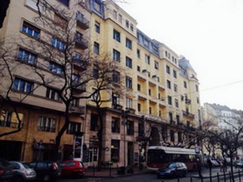 Budapesta Apartmentul Tripla