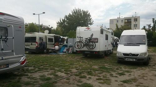 Budapest Haller Camping