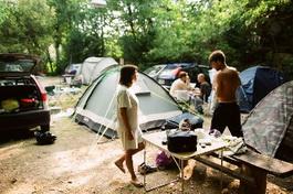 Budapest Zugligeti Camping