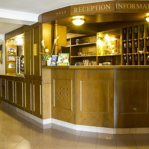 Budapest Hotel Molnár ****