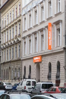 Budapest easyHotel Budapest Oktogon
