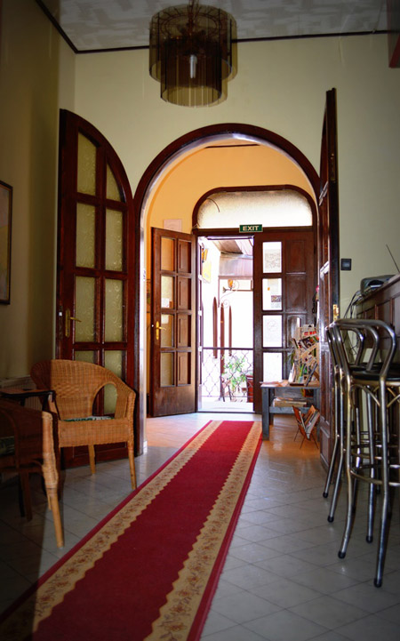 Budapest Hotel Palota ***