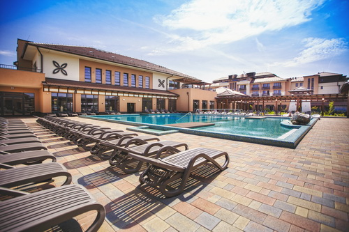 Bükfürdő Caramell Premium Resort****superior