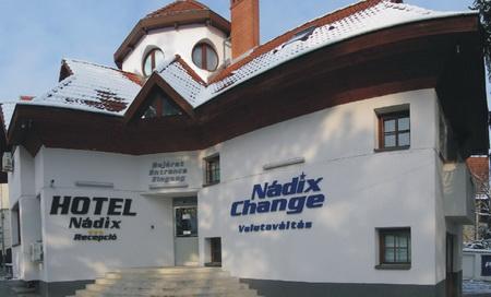 Szállás Debrecen Nadix Panzio