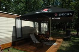 Debrecen Lyra Beach Camping si Strand