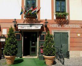 Eger Hotel Senator - Ház ***