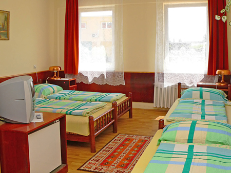 Eger szállás - Motel Botax