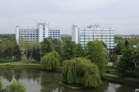 Gyula Hunguest Hotel Erkel ***/****