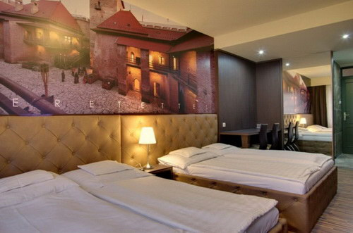 Gyula Corvin Hotel *** & Apartmanok
