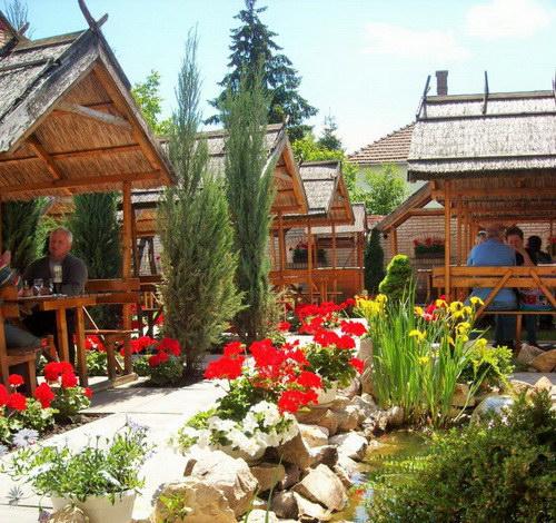 Gyula Fodor Hotel Halászcsárda