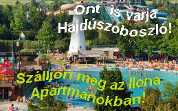 Hajduszoboszló Ilona Apartmanok II
