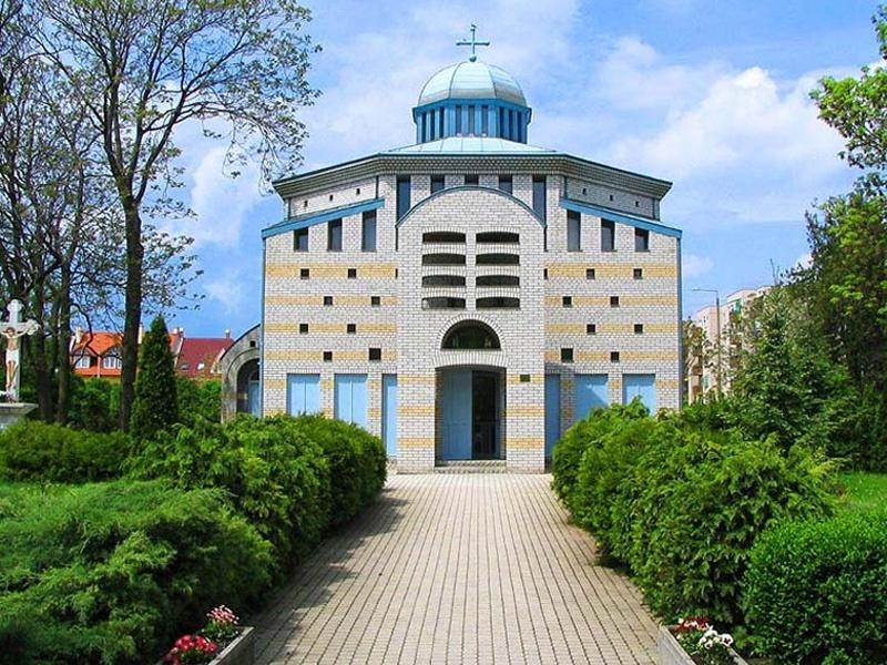 Görög katolikus templom Hajdúszoboszló látványosság