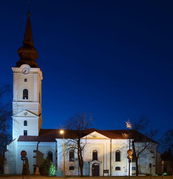 Református templom Hajdúszoboszló nyaralás látványosságok
