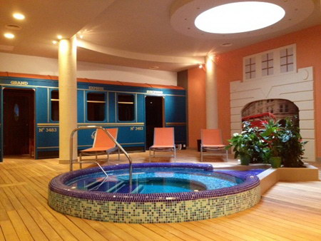 Hajduszoboszló szállás Hunguest Hotel Aqua SOL ****