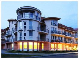 Hajduszoboszló szállás Panoráma Wellness Apartman Hotel ****