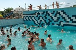 Kiskunmajsa Jonathermál élményfürdő