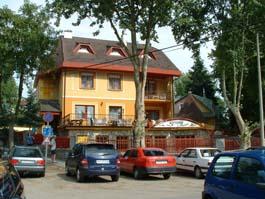 Miskolctapolca Herczeg Sétány Apartmanház