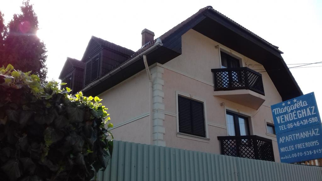 MIskolctapolca - Casa de Oaspeti Margaréta
