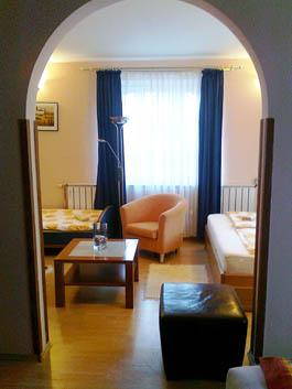 Cazare Miskolctapolca Apartamentul Borostyán
