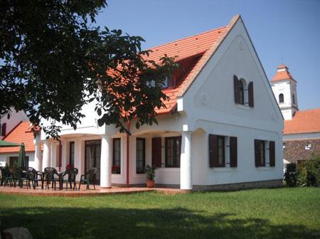 Nagyvazsony Casa de oaspeti Hétkanyar