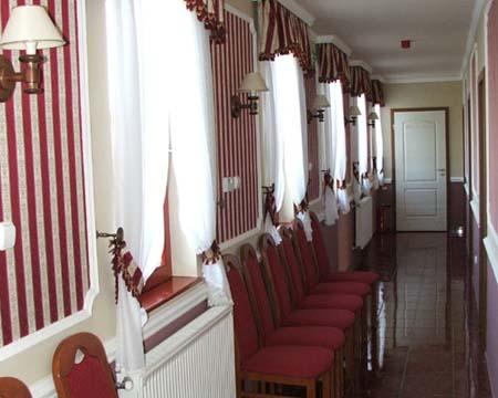 Szállás Nyíregyháza-Sóstóhegy Tüskevár Panzió